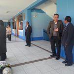 PREMIACION A LOS GANADORES DEL I CONCURSO DE TRABAJOS CON MATERIAL RECICLADO